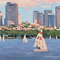 25 On The Charles by Dianne Panarelli Miller