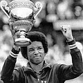 Arthur Ashe by Retro Images Archive