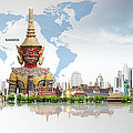 Background Travel Concept  by Potowizard Thailand