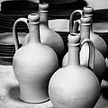 Pottery by Gaspar Avila