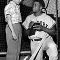 Willie Mays by Retro Images Archive