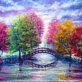 A Bridge To Cross by Ann Marie Bone