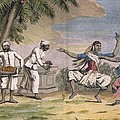 A Troupe Of Bayaderes, Or Indian by Pierre Sonnerat