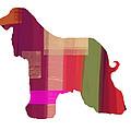 Afghan Hound 2 by Naxart Studio