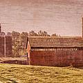 Amish Farm by Debra and Dave Vanderlaan