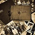 Antique Autograph And Photo Albums And Photos by Amy Cicconi