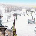 Apres-ski At Hidden Valley by Albert Puskaric