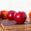 Back To School Apples by Edward Fielding