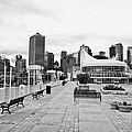 balentien pier canada place and Vancouver waterfront skyline BC Canada by Joe Fox