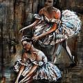 Ballerina by Nancy Bradley