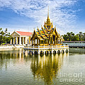 Bang Pa In Palace Thailand by Colin and Linda McKie