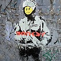 Banksy  by A Rey