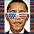 Barack Obama by Nuno Marques