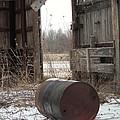 Barn #40 by Todd Sherlock