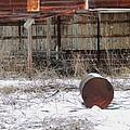 Barn #41 by Todd Sherlock
