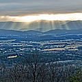 Beaming March Shenandoah by Lara Ellis