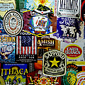 Beer Labels by Richard Reeve