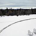 Berkshires Winter 2 - Massachusetts by Madeline Ellis