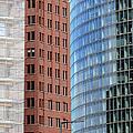 Berlin Buildings Detail by Matthias Hauser