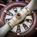Big Motor Vintage Vintage Aircraft by Rich Franco