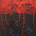Bleeding Sky by Sergey Bezhinets