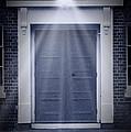 Blue Door by Svetlana Sewell
