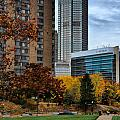 Bny Mellon From Duquesne University Campus Hdr by Amy Cicconi