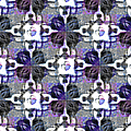 Boxer Abstract 20130126v3 by Wingsdomain Art and Photography