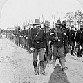 Buffalo Soldiers Of The 24th U.s by Everett
