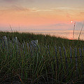 Cape Cod Bay Sunset by Bill Wakeley