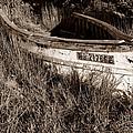Cape Cod Skiff by Luke Moore