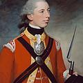 Captain Thomas Hewitt, 10th Regiment by William Tate