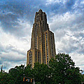 Cathedral Of Learning by S Patrick McKain