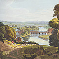 Caversham Bridge, Near Reading by William Havell