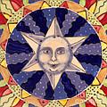 Ceramic Star by Anna Skaradzinska