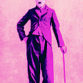 Charlie Chaplin The Tramp 20130216 by Wingsdomain Art and Photography