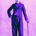 Charlie Chaplin The Tramp 20130216m40 by Wingsdomain Art and Photography