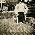 Child Labor, Frank, Whose Legs Were Cut by Everett