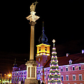 Christmas In Warsaw by Artur Bogacki