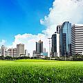 City Skyline by Potowizard Thailand