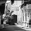 Ciudad Vieja Calle by John Rizzuto