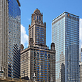 Classic Chicago -  The Jewelers Building by Christine Till