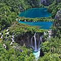 Croatia Landscape by Boon Mee
