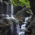 Rainbow Falls at Watkin's Glen