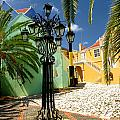 Curacao Colorful Architecture by Amy Cicconi