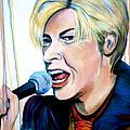David Bowie by Debi Starr