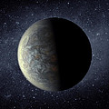 Deep Space Planet Kepler-20f by Movie Poster Prints