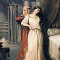 Desdemona by Theodore Chasseriau