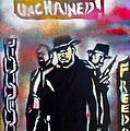 Django Freedom by Tony B Conscious