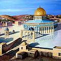 Dome of the rock-JERUSALEM